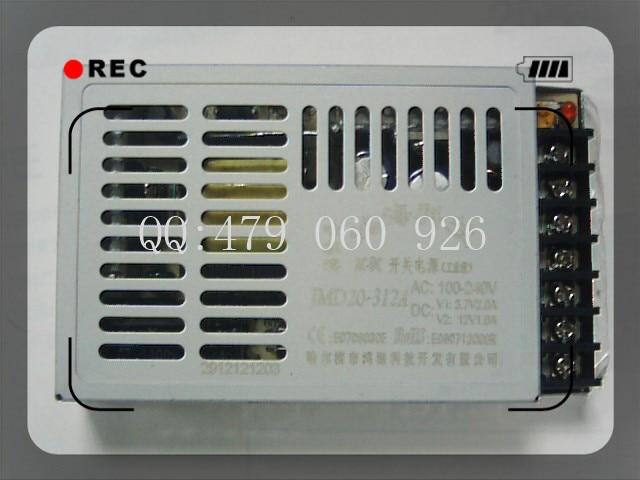 [JIYUAN] 20W JMD20-312A 3.7V2A 12V1A - switching power supply  --3PCS/LOT[JIYUAN] 20W JMD20-312A 3.7V2A 12V1A - switching power supply  --3PCS/LOT