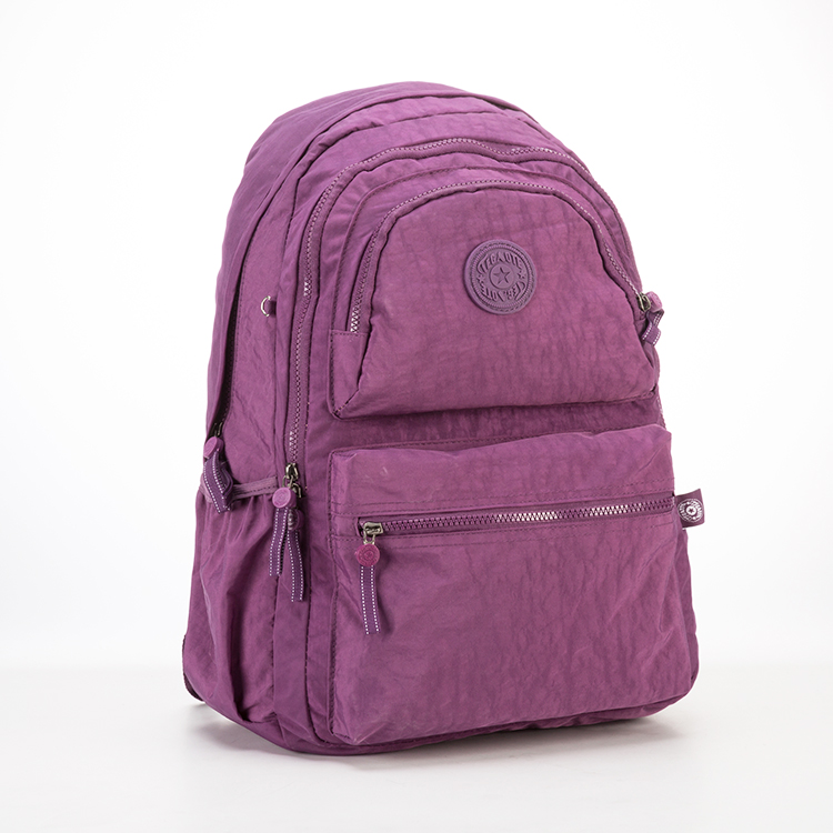 2017 TEGAOTE School Backpack for Teenage Girls Nylon Casual Schoolbag Women  Backpack Solid Famous Laptop Bagpack Female Rucksack Tags  68abab8ca436d