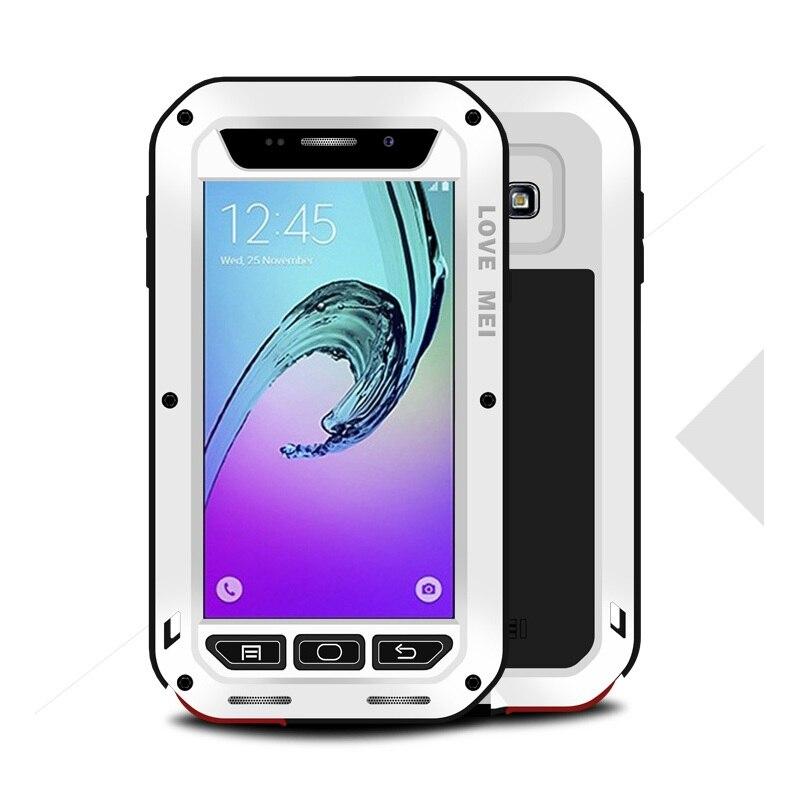 Цена за Любовь Мэй водонепроницаемый телефон чехлы для Samsung A3 SM-A310F (2016) чехол противоударный Dropproof чехол для Galaxy 3 2016 Coque