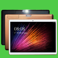 Оригинальный бренд 3 г Tablet PC Tab IPS экран МТК Quad Core 16 г ROM таблетки wifi gps bluetooth android 5.1 9.7 дюймов 10
