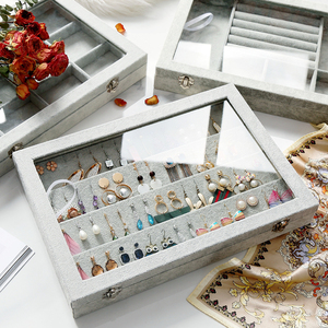 M High quality earring display