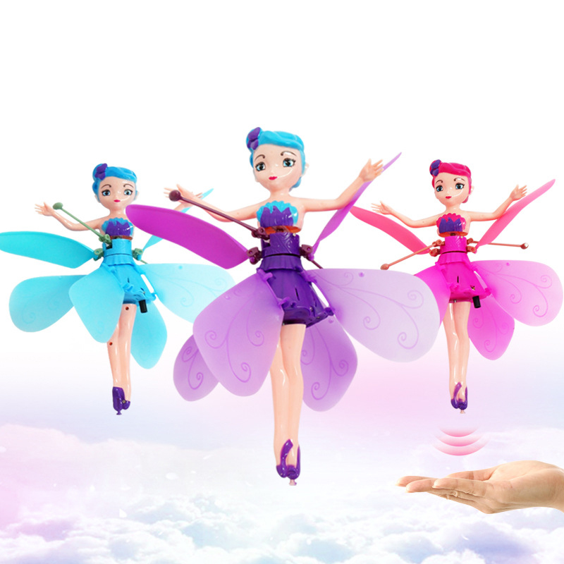 Helicopter Kids Fairy Princess