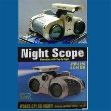 4x30 мм ночного видения бинокль наблюдения область w Led