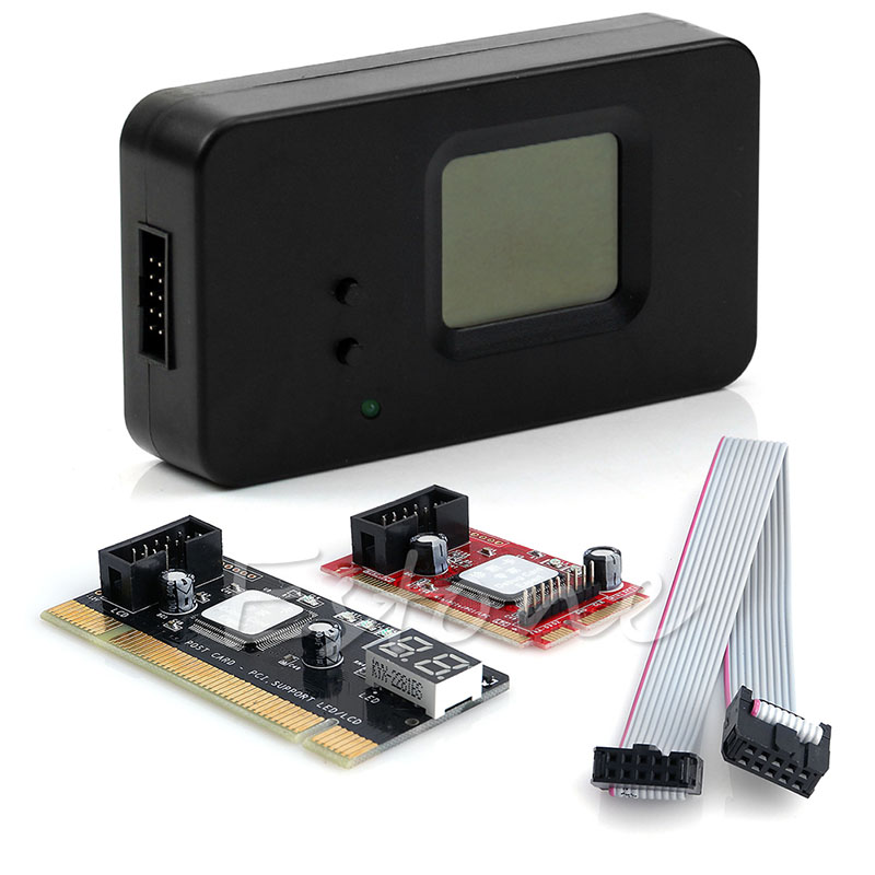 Desktop Laptop Debug DiagnosticPCI/Mini PCI-E/LPC PCI/Mini Test POST Card New -R179 Drop Shipping patriot gp 3810 l