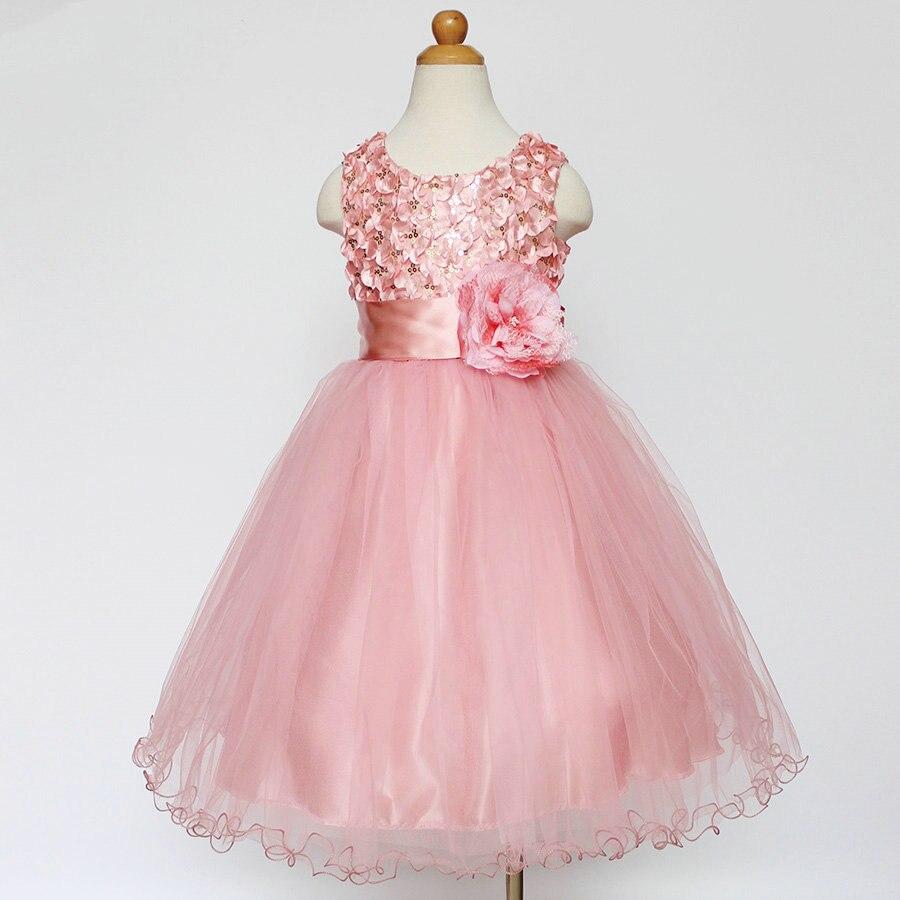 Groß Kleid Für Kleinkinder Für Partei Zeitgenössisch - Brautkleider ...