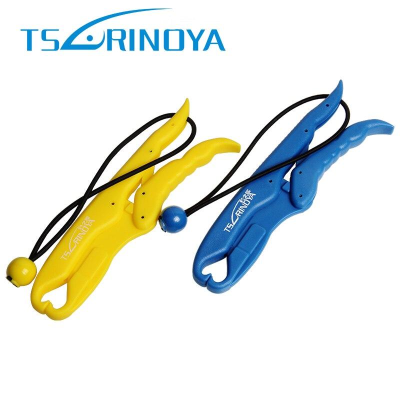 Tsurinoya floting mini plastic fishing fish lip grip lure for Small plastic fish