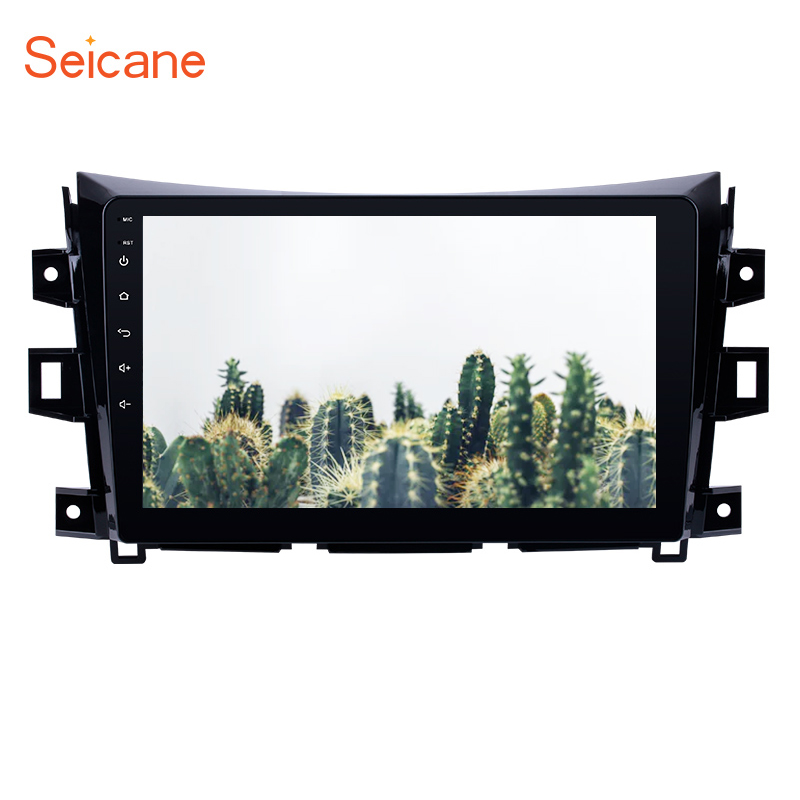 """Seicane 10.1"""" Android 8.1 Car Auto Radio For 2011 2012 2013 2014 2015 2016 Nissan NAVARA Frontier NP300 GPS Multimedia Player-in Car Multimedia Player from Automobiles & Motorcycles    1"""