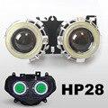 KT Motorcycle HID Projector lenss Headlight Suitable for Suzuki GSXR750 2001 2002 2003  Angel Halos Eyes Demon Green