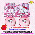 car accessories HelloKitty  front window sunshade Foils Windshield  Visor Cover UV Protect Car  Film sun shade  freeshipping