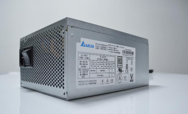 GPS-750AB A rated 750W tile server desktop power supply large fan цена