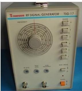 TRONSON TSG17 150MHZ RF / HIGH FREQUENCY SIGNAL GENERATOR specializing in the production of wholesale tsg 17 high frequency signal generator 100 khz to 150 mhz signal frequency