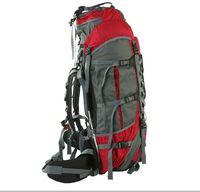 75L Внешняя рамка поддержка открытый рюкзак альпинизм сумка рюкзак Для мужчин и Для женщин путешествия рюкзак A4809