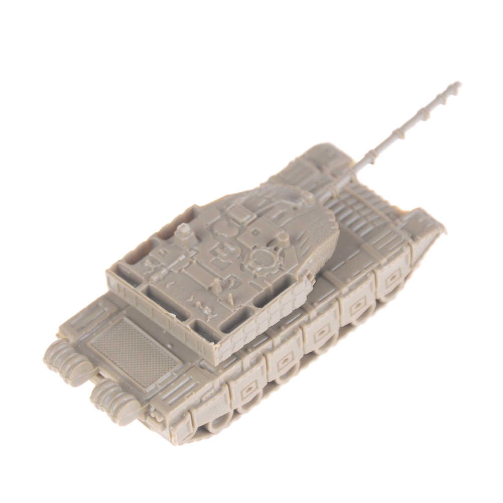 Sand Table Model World of Tanks Collection 1:144 World War II Tanks Plastic  Assembly Model Tanks Toy