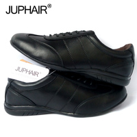 JUP Men Dress Leather Shoes Brand Genuine Leather Formal Fashion Genuine Loafers Flats Shoes High Quality