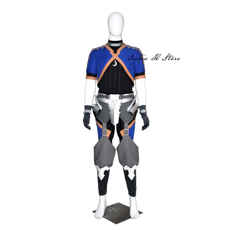 Cu Chulainn FGO Cosplay Fate/Grand Order Cu Chulainn cosplay costume Full Set custom made halloween costumes gift 2