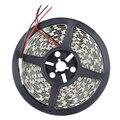 Luz de Tira LLEVADA 5050SMD DC12V 60LED/m 5 m/lote Led Franja Flexible Cuerda Cinta Cinta Led DC12V Vacaciones de Navidad decoración