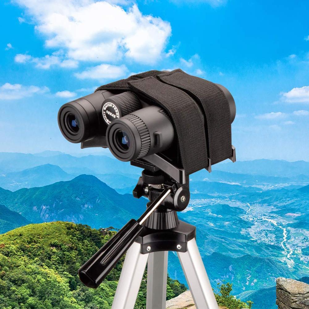 tripe binocular binocular montar conector para conexao estavel 04