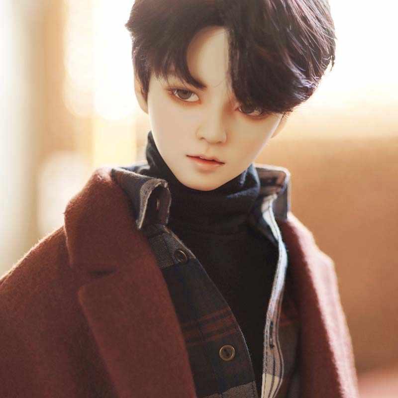 Кукла dollhua 1/3 BJD/SD Cool DM Jaeii полимерный соединитель Кукла-мальчик для девочки подарок на день рождения новый год
