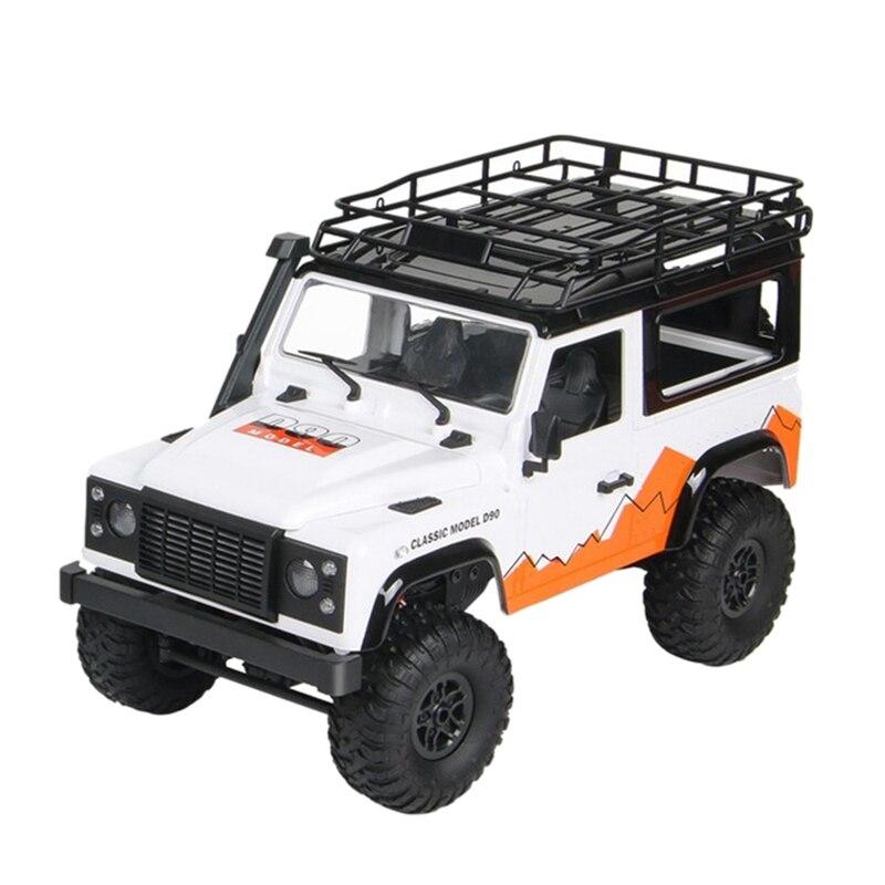 Mn 99 2.4G 1/12 4Wd Rtr Type de chenille télécommande voiture anniversaire édition voiture jouet modèle jouets de plein air