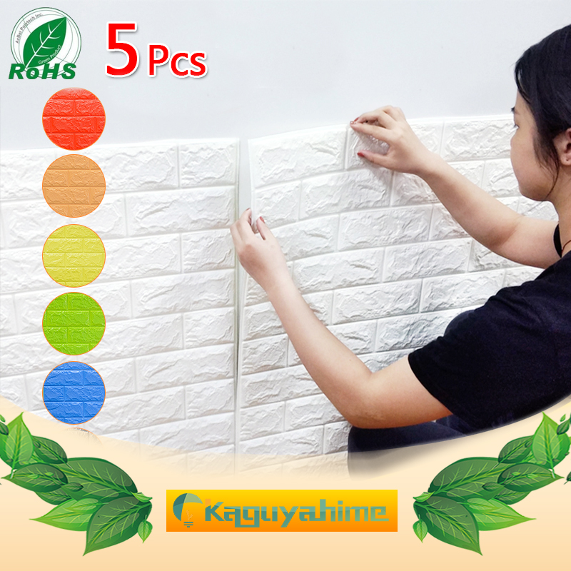 DIY Wall Stickers 1pc/5pcs 3D Marble Mosaic Peel And Self-adhesive Waterproof Wallpaper Kitchen Bathroom Home Wall Decal Sticker
