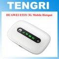 Original desbloqueado huawei e5331 21 m 3g wcdma/gsm hspa + bolso roteador sem fio wi-fi hotspot móvel
