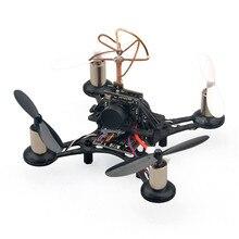 (En Stock) Eachine QX90 Tiny 90mm Micro Controlador de Vuelo FPV Quadcopter BNF de Carreras Basado en F3 FrSKY Taranis X9D