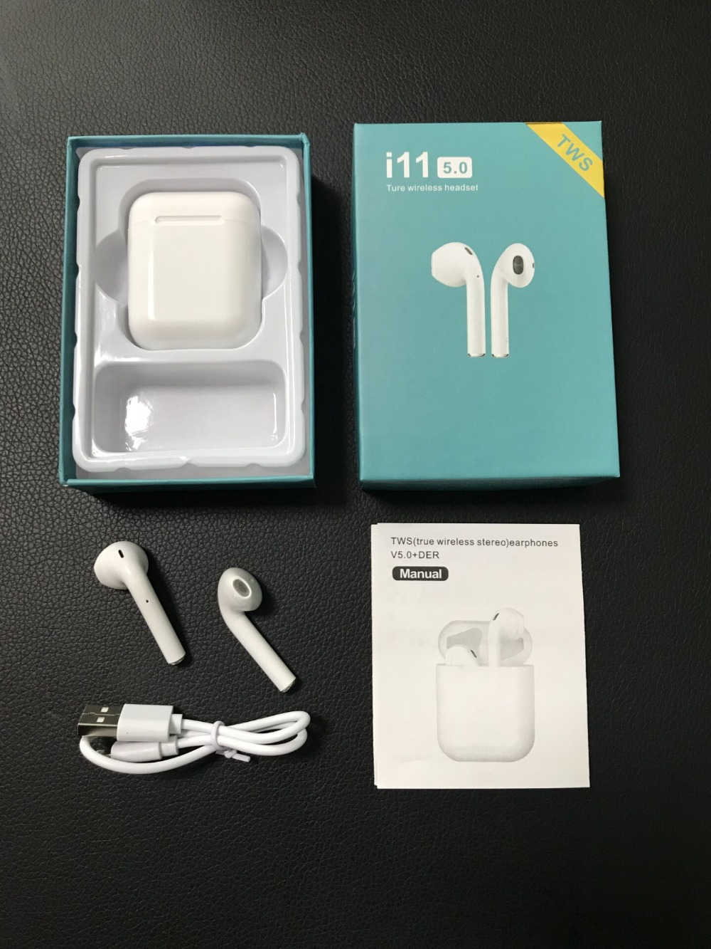 I11 Tws Bluetooth Earphone Wireless Earphone With New