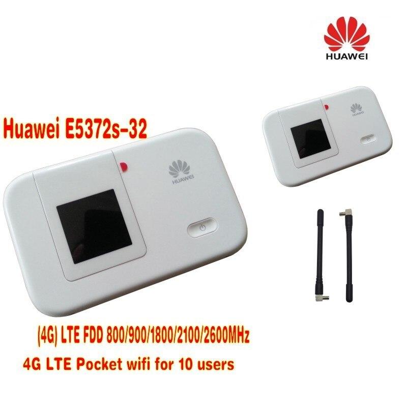 Unlocked Huawei E5372 Pocket font b Wifi b font 3G 4G Mobile font b Modem b