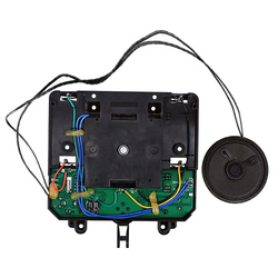 Rhythm Silence Movement Music Chime Box Plastic Quartz Mechanism Hands Pendulum Drive Units DIY Clock Accessory Kits