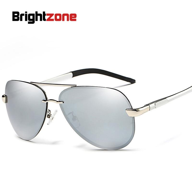 Polariserede lette solbriller Man polariserede lysbriller Klassiske - Beklædningstilbehør - Foto 2