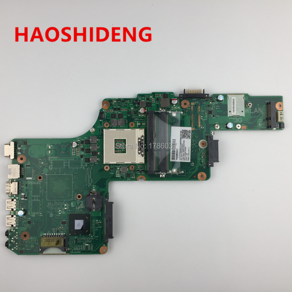 V000275350 for Toshiba Satellite Satellite S855 L855 S855-S5378 series Laptop Motherboard,All functions fully Tested!