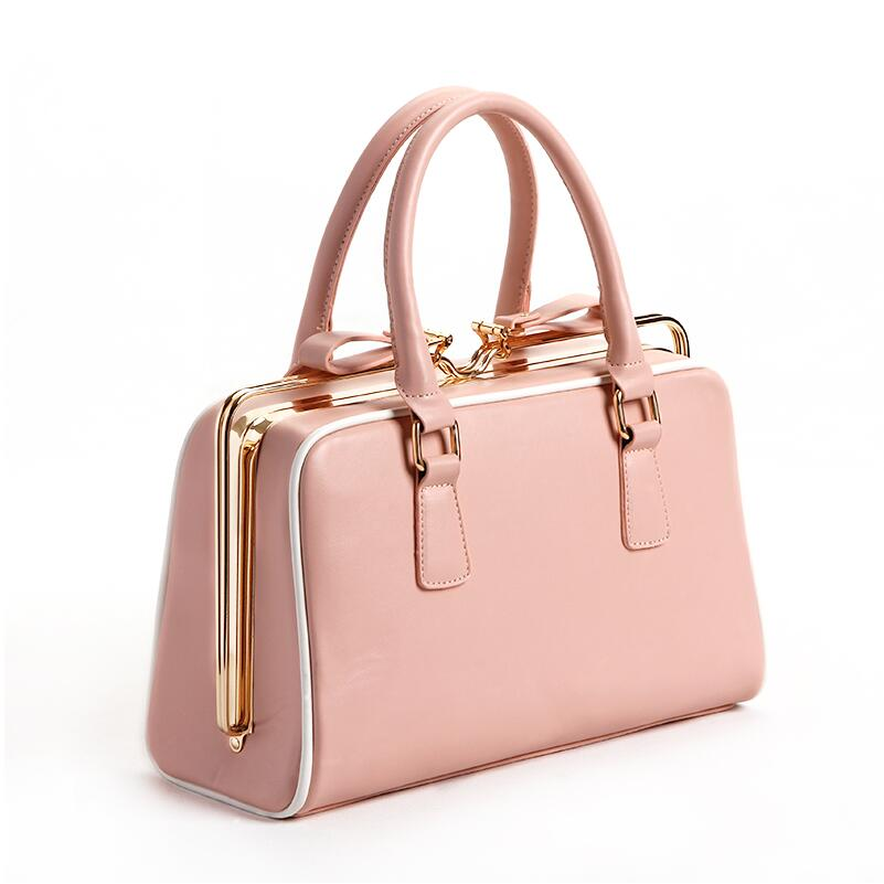 ladies handbags pink - photo #36
