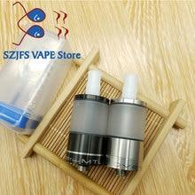 цены на SUB TUO vape Dvarw MTL v2 RTA Atomizer 22mm diameter 3ML capacity 316 SS E Cigarette vaporizer suit for 510 box mod vapor vape в интернет-магазинах