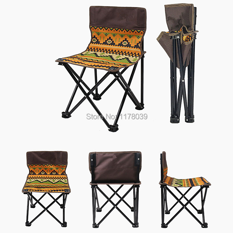 online shop metal folding outdoor cloth fabric outdoor lounge folding camping beach chairfree shipping j16671 aliexpress - Folding Outdoor Chairs