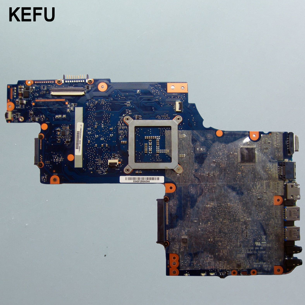 KEFU H000050950 Laptop Motherboard For Toshiba Satellite C850 C855 L850 L855 100% Tested