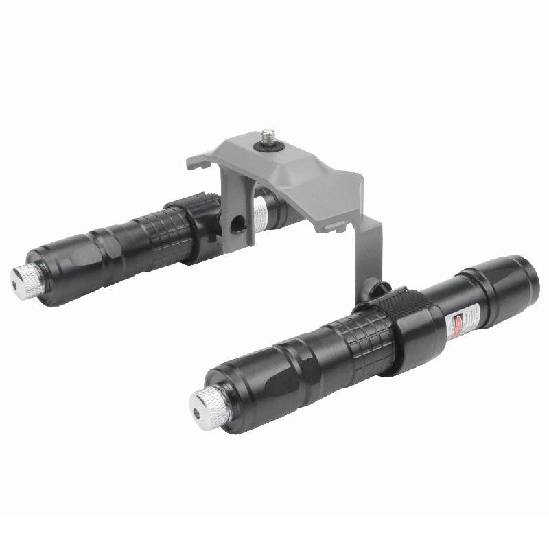 Extended Set Landing Gear + Night Flight Laser Lights Searchlight For   For DJI Mavic 2 Pro / Zoom Drone Accessories