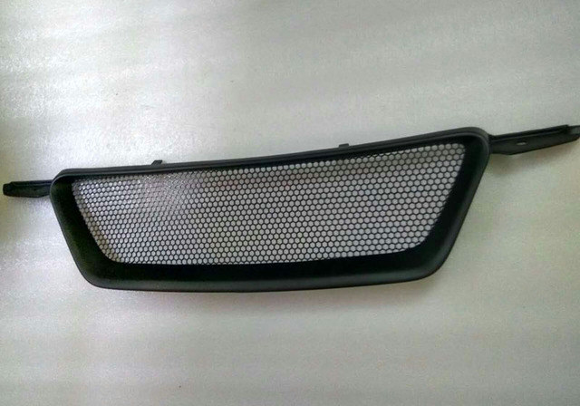 US $66 79 8% OFF|Fits for Honda CRV CR V 2005 2006 black Radiator Grille  Painted Parts Racing Front Grill Grille-in Racing Grills from Automobiles &