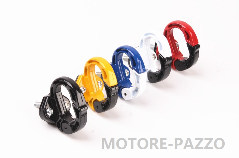 MOTORE-PAZZO For <font><b>YAMAHA</b></font> <font><b>NMAX155</b></font> NMAX 155 N-Max 155 N-MAX155 Motorcycle Accessories Convenience Hook 5 Colors image