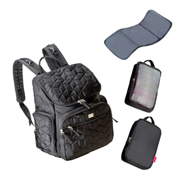 Baby Diaper Bags Anti Theft Multifunction Nappy Pad Mummy Travel Baby Care Milk Bottle Insulation Bag Portable BackpackBaby Diaper Bags Anti Theft Multifunction Nappy Pad Mummy Travel Baby Care Milk Bottle Insulation Bag Portable Backpack