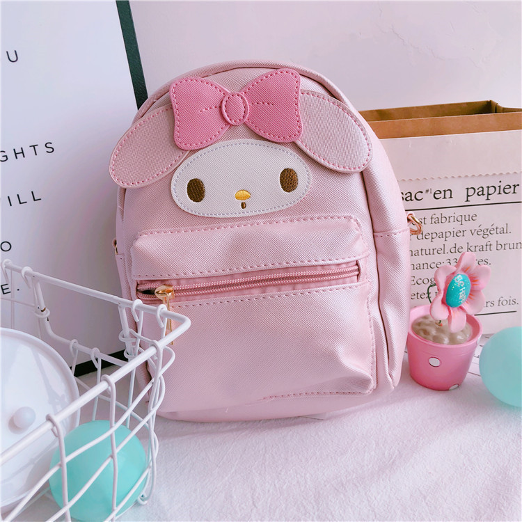 7f7c75e6d Cartoon anime My Melody Big Ears Cinnamoroll dog fashion backpack PU For  children Gift-in Movies & TV from Toys & Hobbies