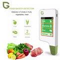 Greentest 2 Цифровой пищевой нитратный тестер измерители концентрации фруктов, овощей, мяса анализаторы забота о здоровье экологический детект...