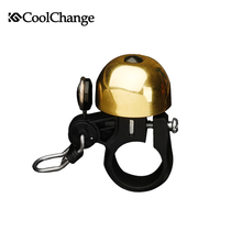 CoolChange Mountain bike bicycle horns, bells, copper material, vintage design, Bicycle accessories