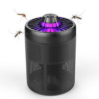 Fly Bug Trap Lamps Killing Mosquito Zapper Pest light Waterproof Electronics Mosquito Killer Trap Electric UV Lamp Night Light