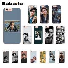Babaite American TV Riverdale Series Cole Sprouse Phone Case for iphone 11 Pro 11Pro Max 8 7 6 6S Plus 5 5S SE XR X XS MAX(China)