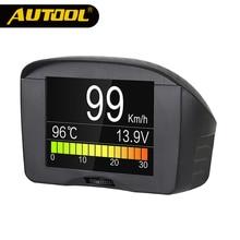 AUTOOL X50 X60 Plus Pro HUD Head Up Display OBD2 Car Computer Auto Projector OBD 2 II Gauge Digital Speedometer Diagnostic Tools