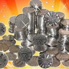 Жетон из нержавеющей стали игровая Монета 25 мм x 1,85 мм