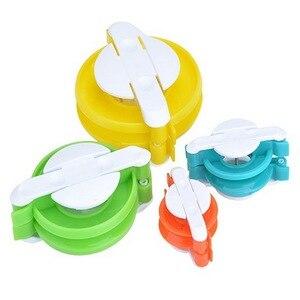 Image 2 - 1 Набор эфирных помпонов для создания пушистых шариков, ткацкая игла, инструмент для рукоделия, набор для рукоделия, случайный цвет