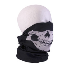 ew Skull Mask Skeleton Balaclava Ghost Tactical Motorcycle Breathable Outdoor Sports Ski Cycling UV Protect Skull Face Mask