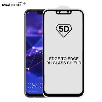 5D Nova 3 3i Full Cover Tempered Glass For Huawei mate 20 lite Mate 10 Lite Pro P smart Honor 10 P20 lite screen Protector Film