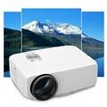 GP9S LCD Projector 800 Lumens 800 x 480 Pixels 1080P  Home Theater IR remote control Mini Protable projectot HDMI VGA USB SD